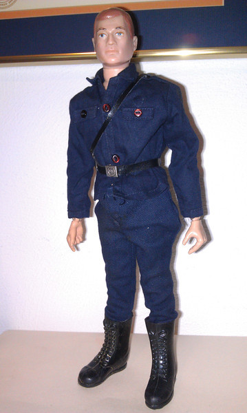 state trooper, sold uniform for $85