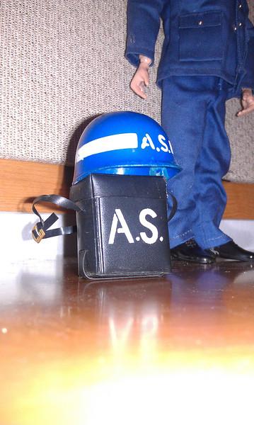 air security helmet