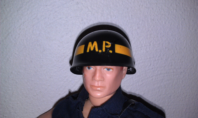 airborne MP helmet