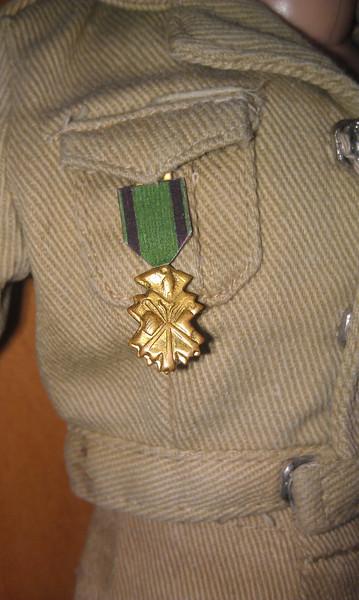 Japanese medal