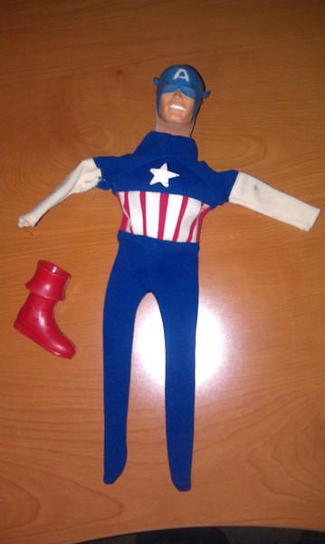 c/a captain america