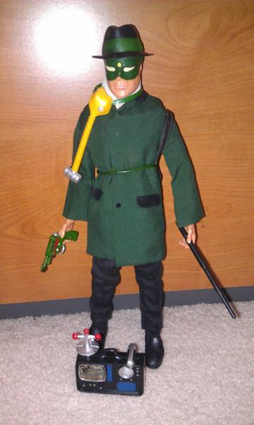 Green Hornet<br /> Asking $275