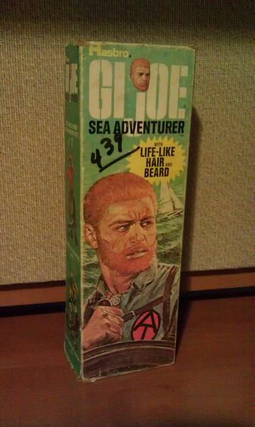 sea adventurer, Sold August 2013 $30