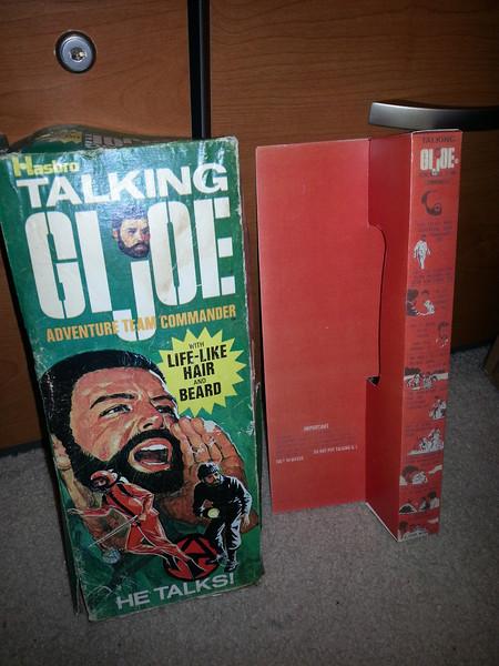 talking commander<br /> <br /> Sold $45