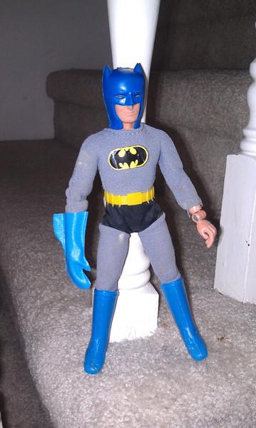 RC Batman cowl