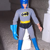 RC Batman cowl