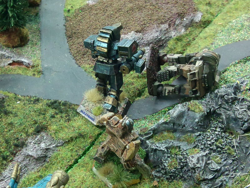 Battletech Battle