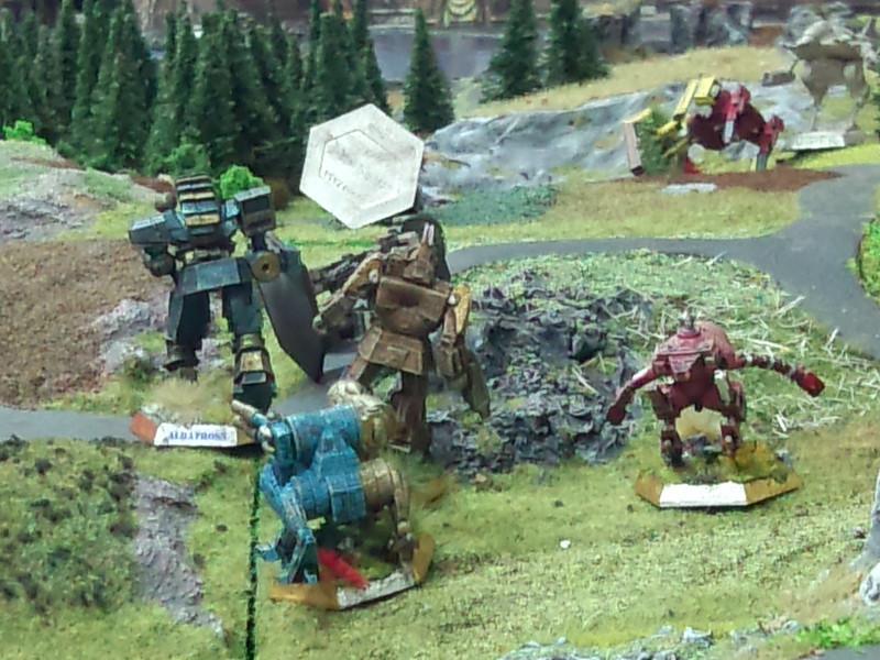 Battletech Battle