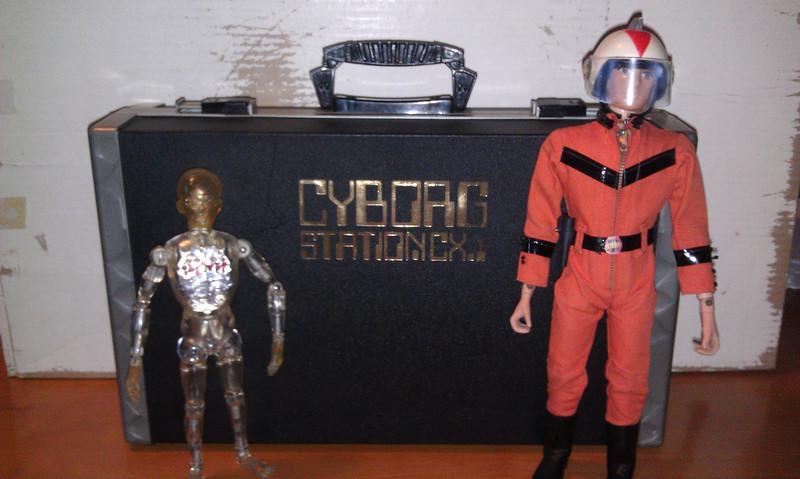 Cyborg station mat member