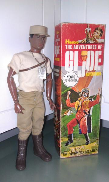 1969 Negro Adventurer