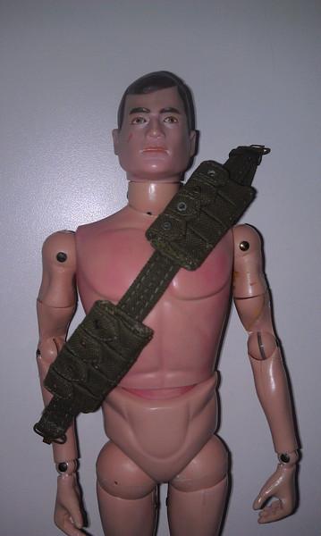cloth ammo belt