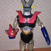 Mazinger Z close
