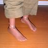 aa Joe tm baby feet