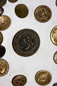 Brass buttons #5.