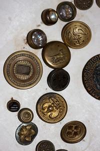 Brass buttons #4.