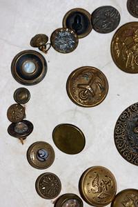 Brass buttons #3.