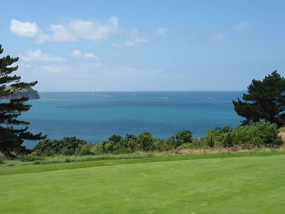 Gulf Harbour Golf, Auckland, NZ