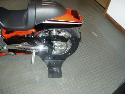 HD Drag Bike 06