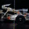 1973 CYBORG RIDER Motorcycle w/side car)