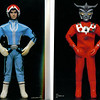 1972 ULTRA GUARD CREW <br /> 1974 ULTRAMAN LEO (DX)