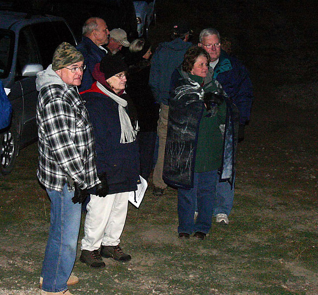 More Moon Walkers from the September 2010 event at Myersville.