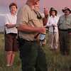 Al Stover was an early incident commander for the 2007 Alabaugh Fire in the southern Black Hills.<br /> <br /> He now works for Wind Cave National Park.<br /> <br /> He provided Moon Walkers with an excellent overview of the fire and its impact.