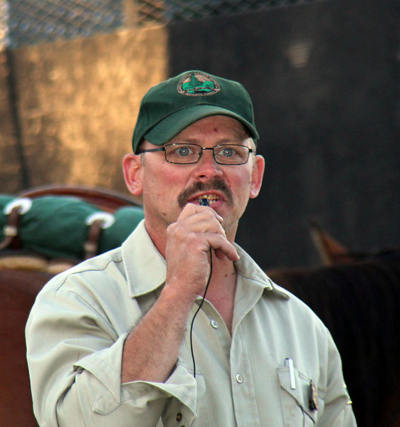 Dave Pickford is a ranger with the Hell Canyon Ranger District.<br /> <br /> He provided us with a nice overview of Black Hills National Forest history.