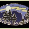 "Recreation Forester Amy Ballard rewarded all the folks who persevered this soggy season opener for Moon Walks with a dandy <b><i>Black Hills Moonwalk</i></b> pin.       Return to <a href=""http://www.blackhillshistory.com/search/label/Moon%20Walks"">Moon Walks</a> web stories.  Return to <a href=""http://www.blackhillshistory.com/""> Black Hills Journal</a>."