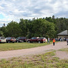 <b><i>WHITNEY PRESERVE/Alabaugh Fire</i> Nature Conservancy-Whitney Preserve July 16, 2011</b>  Since the Whitney Preserve offers a splendid nature trail, they're visited by lots of folks.  Thus, there was ample parking in front of the Nature Conservancy building on the preserve.