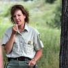 Amy Ballard coordinates the Black Hills National Forest Moon Walks, a delightful task she's had for several years.