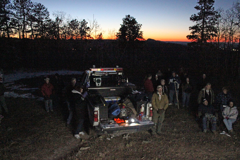 "It was a brisk but beautiful evening for this last Moon Walk of 2012.  We're already looking forward to what Amy Ballard and her crew will do for 2013!  Return to <a href=""http://www.blackhillsjournal.blogspot.com""><b><i>Black Hills Journal</i></b></a>"