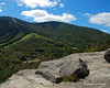 Looking over at the northern end of Cannon Mountain
