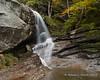 The main drop at Bridal Veil Falls