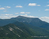 Mt. Katahdin can be seen clearly from Doubletop Mountain