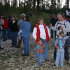 As always, hikers of all ages were in the contingent trekking to Deerfield Reservoir.<br /> <br /> It's good to see young and old alike participate in this fun family experience.