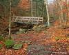 A nice bridge crossing Bailey Brook