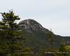 The summit cone of Mt. Chocorua