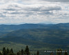 Looking south to the northern peaks of the White Mountains