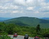 North Pack Monadnock from the fire tower at the summit.