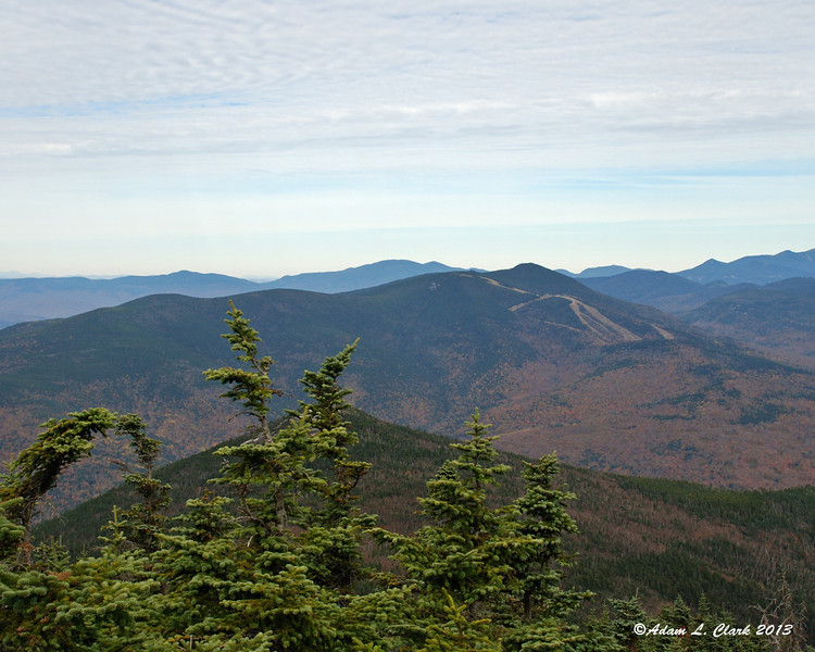 Mt. Tecumseh with Waterville Valley Ski Area