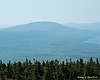 Mt. Snow to the south