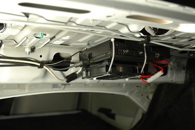 Honda radio install