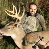 I shot this buck on October 11th, 2008 in Franklin County, IL.