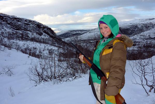 Etter noen dagar med opppussing og styr var det godt med ein tur til fjells...her er eit bilde av eldstajento ...