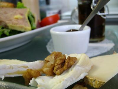 Internship restaurant des Deux Lacs