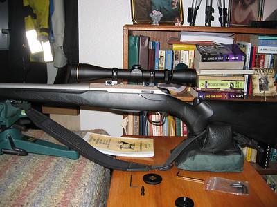 Jennys rifle