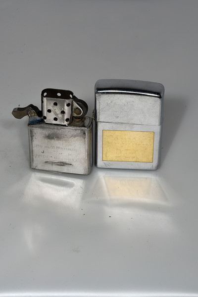 My Current ZIPPO Collection 04-06-20
