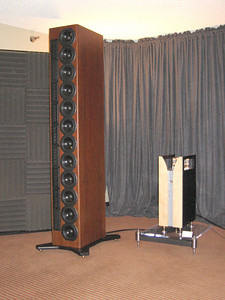 The GR Research / AV123 LS-9. No mention of this speaker on the web site. www.gr-research.com