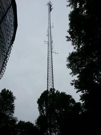 Louden Rd. remote receive site