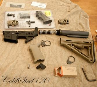 M-4 Build